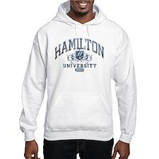 Hamilton Last Name University Class of 2014 Hoodie