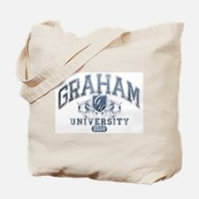 Graham Last name University Class of 2014 Tote Bag