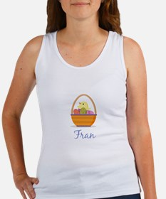 Easter Basket Fran Tank Top