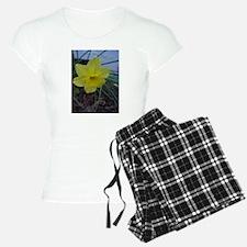 Smiling Daffodil Pajamas