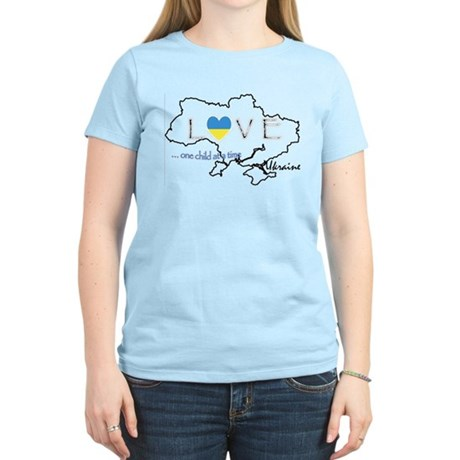 Love Ukraine...(L) T-Shirt