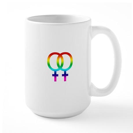 Large Mug, Lesbian