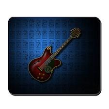 KuuMa Guitar 08 (B) Mousepad