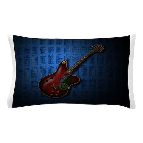 KuuMa Guitar 08 (B) Pillow Case