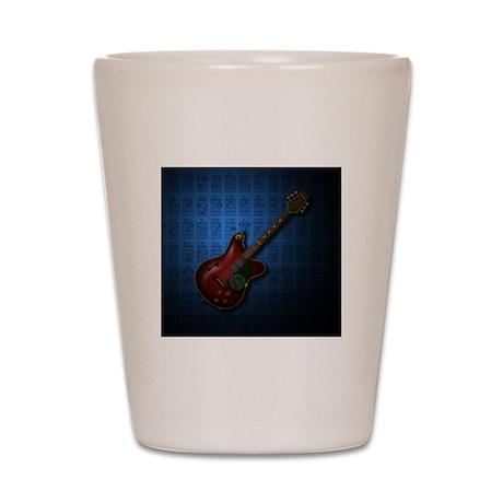 KuuMa Guitar 08 (B) Shot Glass