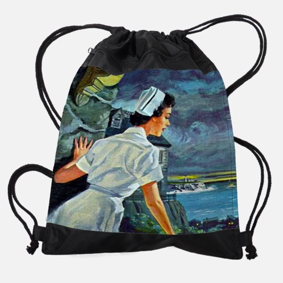 CAisland cal 05.jpg Drawstring Bag