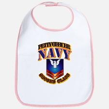 NAVY - PO2 Bib