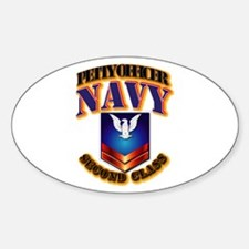 NAVY - PO2 Decal