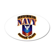 NAVY - PO2 Wall Decal