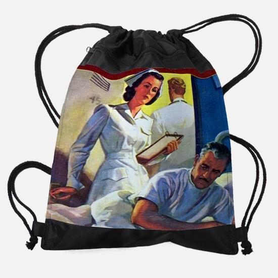 CAnightcal05.jpg Drawstring Bag
