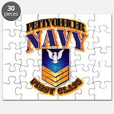 NAVY - PO1 - Gold Puzzle