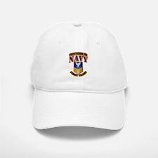 NAVY - PO1 - Gold Baseball Baseball Cap