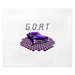 Goat King Duvet