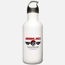 Airborne Ron's High Speed Paracords Water Bottle