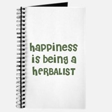 Happiness is being a HERBALIS Journal