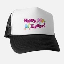 Happy Easter Bunny Trucker Hat