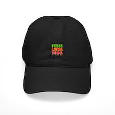 Peace Love Tuba Baseball Hat