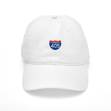 Interstate 405 - CA Cap