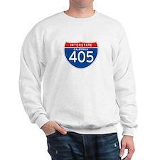Interstate 405 - CA Sweatshirt