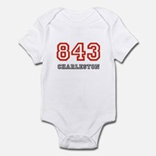 843 Infant Bodysuit
