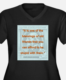 It Is One Of The Blessings - RW Emerson Women's Pl