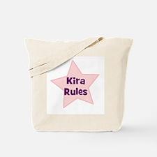 Kira Rules Tote Bag