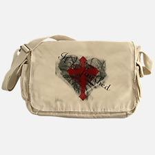 It is Finished Messenger Bag