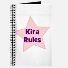 Kira Rules Journal