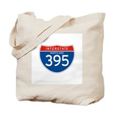 Interstate 395 - MD Tote Bag