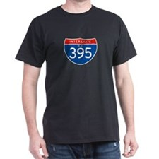 Interstate 395 - DC T-Shirt