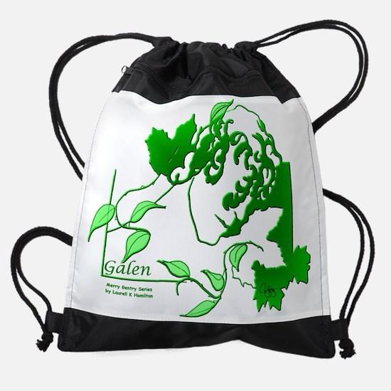 Galenblack.png Drawstring Bag