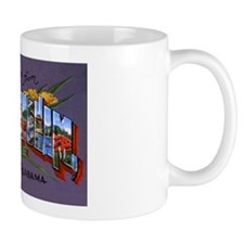Birmingham Alabama Greetings Mug