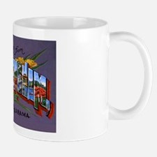 Birmingham Alabama Greetings Mug