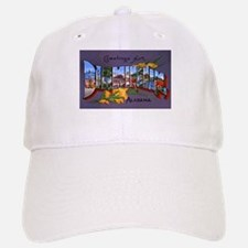 Birmingham Alabama Greetings Baseball Baseball Cap
