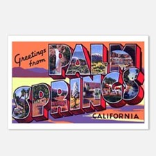 Palm Springs California Greetings Postcards (Packa