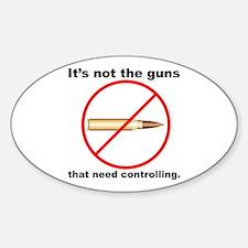 Bullet Control Decal