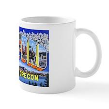 Medford Oregon Greetings Mug