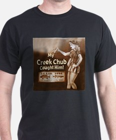 Creek Chub Girl T-Shirt