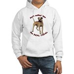 The REAL Thing Hooded Sweatshirt