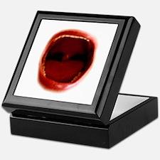 The RED Scream Keepsake Box