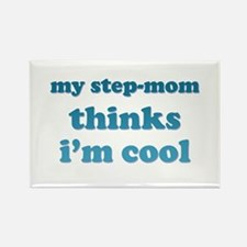My Step-Son/Step-Daughter is Cool Rectangle Magnet