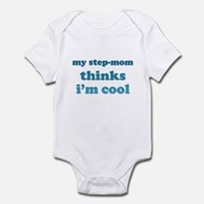 My Step-Son/Step-Daughter is Cool Infant Bodysuit