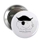 Warm Fuzzy Pirate Button