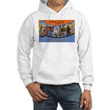 Syracuse New York Greetings (Front) Hoodie