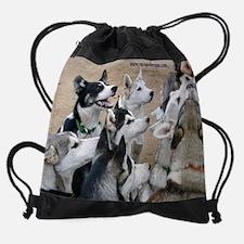 August.jpg Drawstring Bag