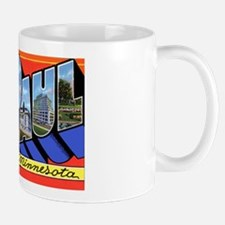 St Paul Minnesota Greetings Mug