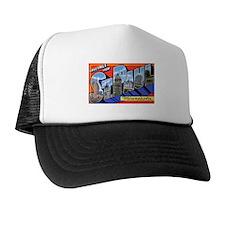 St Paul Minnesota Greetings Trucker Hat