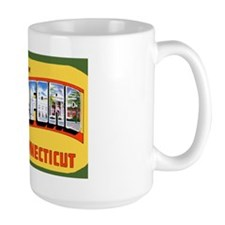 Stamford Connecticut Greetings Mug