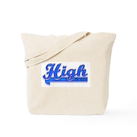 High On Life Tote Bag