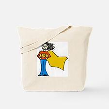 Cool Supergirl Tote Bag
